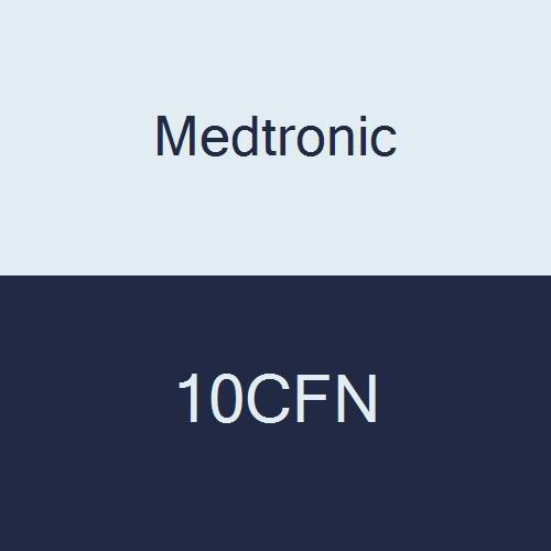 Covidien 10CFN Tracheostomy Tube, Cuffless with Inner Cannula Fenestrated, Size 10, 8.9 mm ID x 13.8 mm OD x 81 mm Length