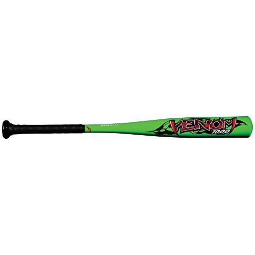 Tee Bats Alloy Ball (Franklin Sports Venom 1000 Official Teeball Bat - 25