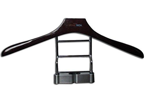 (Zone Tech HA0008-W Mahogany Car Hanger)
