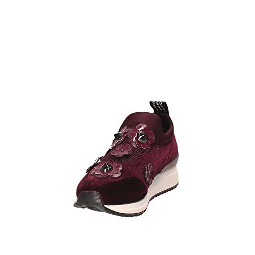 Liu-Jo S67195T9970 Beleg auf Schuhen Frauen Rot