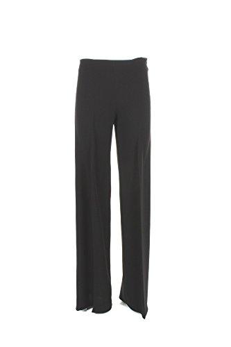 L'ALTRA MODA Pantalone Donna 48 Nero 3rosco Primavera Estate 2017