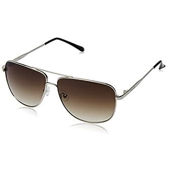 Fastrack Gradient Square Men's Sunglasses – (M183BR1|59|Brown Color)