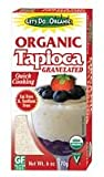 Let's Do… Tapioca Granules 6 oz. (Pack of 18)
