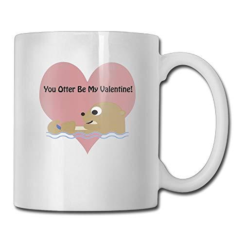 My Valentine 11oz Tea Cup Coffee Mug ()