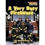 A Very Busy Firehouse (Community Helpers)