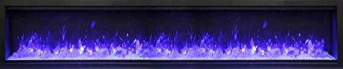 Cheap Amantii SYM-100-XT Electric Fireplace Black Friday & Cyber Monday 2019