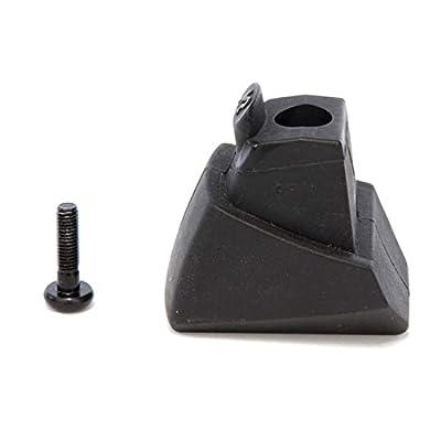 K2 Rubber Break Stop 3156043.1.1.1SIZ, 1SIZ (Black) : Clothing