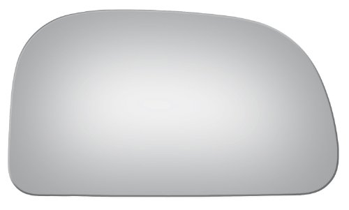 1997-2002 Mitsubishi Mirage Convex, Passenger Right Side Replacement Mirror Glass