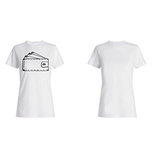 Neue Reise Die Weltkunst Damen T-shirt m397f