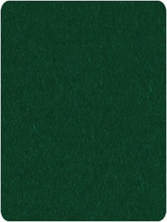 Good Invitational 7u0027 Basic Green Pool Table Felt