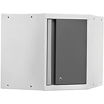 NewAge Products 52400 Pro 3.0 Series Wall Cabinet, White ...