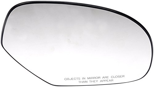 (Dorman 56082 Cadillac/Chevrolet/GMC Passenger Side Plastic Backed Heated Mirror Glass Assembly)