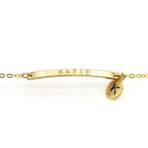 Initial Charm Bracelet...