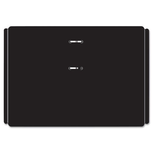 Desk Calendar Base, Black, 3