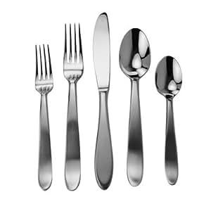 David shaw prd625 45 piece splendide montana flatware set silver flatware - Splendide flatware ...