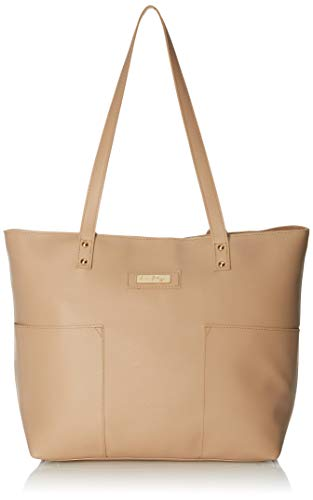 Lica Pezo Light Beige Women Tote -