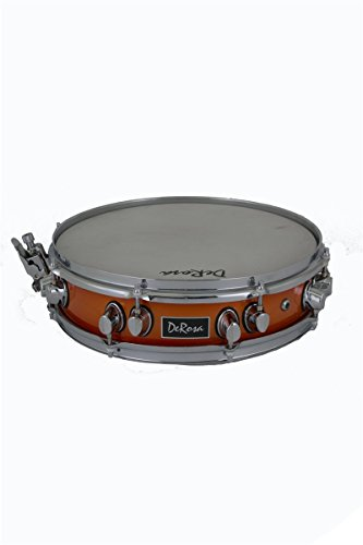 DeRosa DRMSPIC 14'' Piccolo Snare Drum Orange by De Rosa