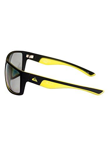 yellow pour Homme Noir Chaser soleil Photochromi Matte Photochromic de Lunettes Polarised Black Quiksilver WnPAwYqSq