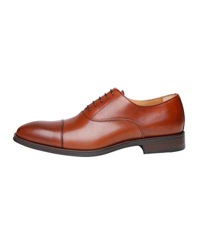 Les Rouge Gamme Loisirs Shoepassion Pour Ou En Avec Bureau 515 Le Spécifique Cuir De Idéale Chaussure Flexible Sc No Semelle Haut brun Confort xC4qFwZ