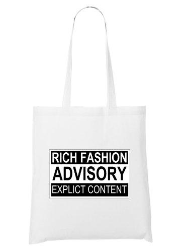 Rich Fashion Bag White