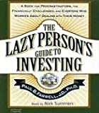 img - for The Lazy Person's Guide to Investing [ABRIDGED] [ABRIDGED] book / textbook / text book