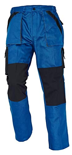 Max De Homme Bleu Travail Stenso En cargo Coton Pantalon Pour FZwEx7 b89c6d3e218