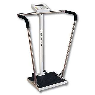 Waist-High Stand-On Scales - 600 lbs Capcity