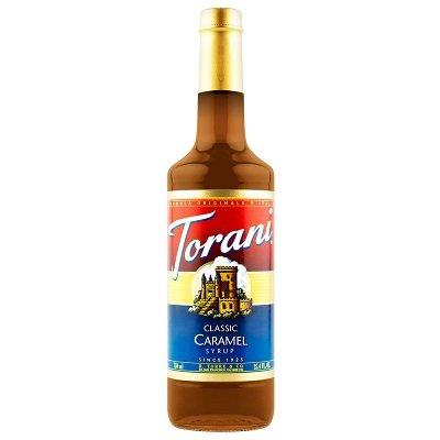Torani Syrup Caramel Signature, 10.14 Ounces