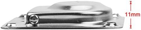 4個 ステンレス鋼 マリンボートフラッシュプルロッカーハッチラッチ リフトハンドル