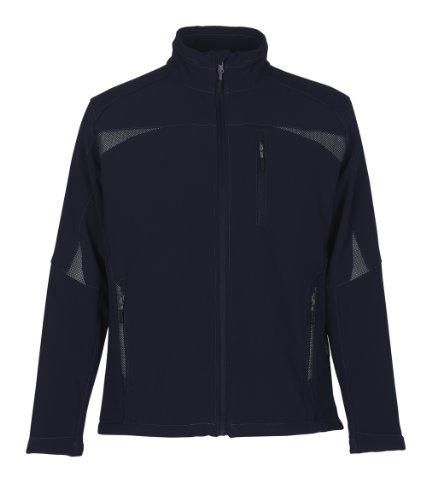 Soft Marine 10002 jacket Shell Mascot Bleu Ripoll Stretch SqwgSd0