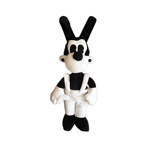 【BunLifestyle】13 Inch The Bendy Boris Plush Doll Toys Figure For Kids [크리스마스 장식/소품] Christmas Gifts For Kids