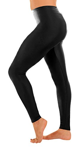 Marvoll Women's Lycra Spandex Footless Leggings (XX-Large, Black) - Spider Man Full Body Suit