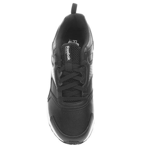 Reebok Pheehan Run 4.0 Sl, Zapatillas de Running Para Hombre Negro  (Black / Silver / Shark / White)