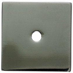 Chrome Knob Backplates - Top Knobs TK95PC Handle / Pull Backplate