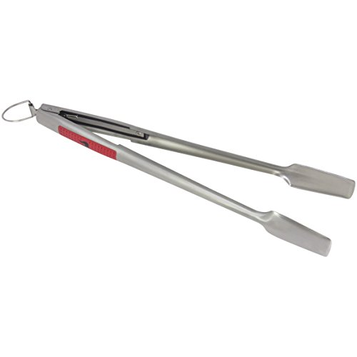 Charbroil Spatula (Char-Broil Comfort Grip XL Locking Tongs)
