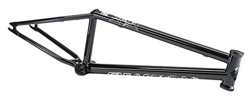 Bmx Frame - Eastern Bikes BMX Eastern Grim Reaper Frame, Black, 20.75