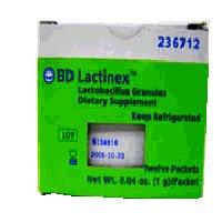 BD Lactinex Granules Probiotic Dietary Supplement - 12 Ea (Lactinex Granules)