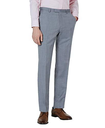 Hugo Hugo Boss Mens Wool Mid-Rise Suit Pants