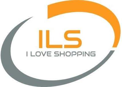 ILS GS-WDS07 Lot de 5 bandes magn/étiques sans fil pour capteur de porte 433 MHz pour syst/ème dalarme domestique de s/écurit/é