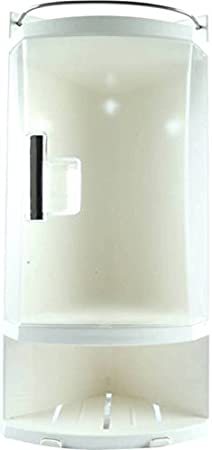 Cinzel Bathroom Cabinet (Flat) Single Door, Storage Shelf, and Wall Mount Cabinet
