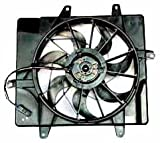 TYC 620440 Chrysler PT Cruiser Replacement Radiator/Condenser Cooling Fan Assembly