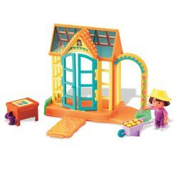 Fisher-Price Dora the Explorer: Dora's Talking House Greenhouse Addition