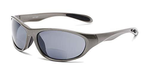 Readers.com Bifocal Reading Sunglasses: The Zeek, Men