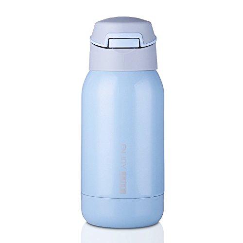 限定価格セール! gybl598 260 ml真空断熱フラスコ、旅行コーヒーマグ 260 gybl598、ステンレススチールSport ブルー wat10ozミニ真空断熱フラスコ、ステンレススチール旅行コーヒーマグ、子子供用大人用飲料水ボトル魔法瓶ギフト ブルー ブルー B0787BLT9L, ウルトラミックス:99b7f7d4 --- a0267596.xsph.ru