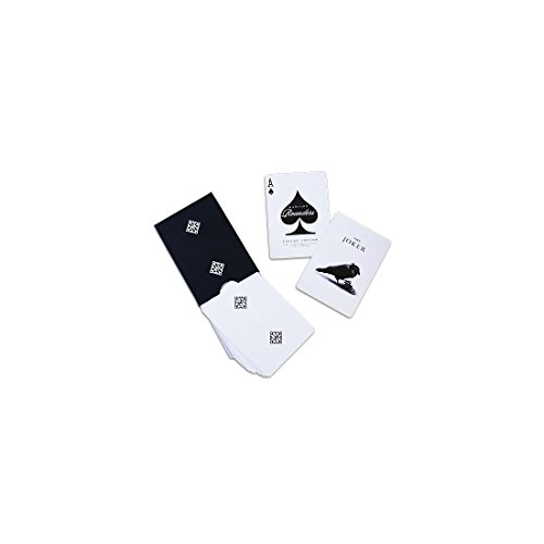 Rounders Playing Cards Deck by Daniel Madison and Ellusionist [Black Backs]