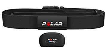 Polar Equine H7 Sensor + Belt FC + Elástico, Unisex, Negro
