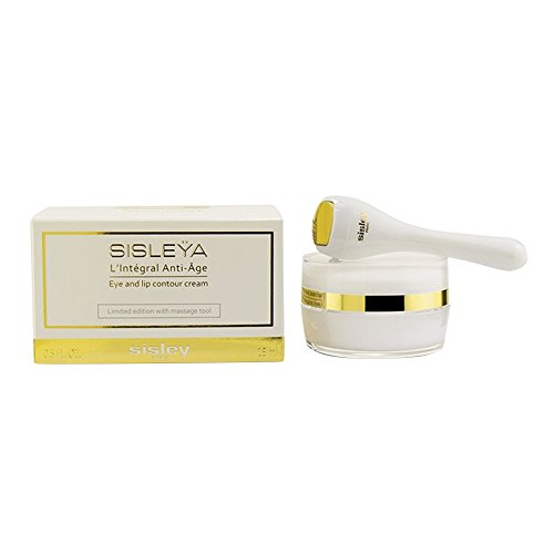 Sisley Sisley L'integral Anti-age Eye and Lip Contour Cream, 0.5 Ounce, 0.5 Ounce