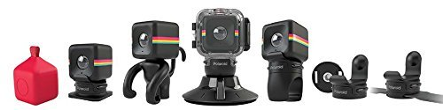 Polaroid Cube HD 1080p Lifestyle Action Video Camera (Black)