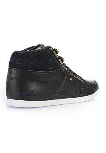 Boxfresh Blok Prem Sneakers Swapp Prem Homme Bleu Boxfresh Blok Bleu Hautes Swapp 66wqf1