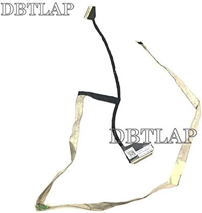DBTLAP Screen Cable Compatible for Dell Alienware 17 R1 R2 LCD Cable DC02C009E00 0VDW88